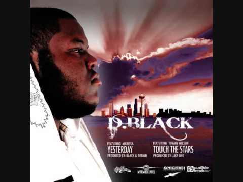 """D.Black feat; Marissa """"Yesterday"""" produced by B.Brown"""