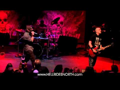 Hell Rides North - Enjoy the Silence (Depeche Mode Cover) @ Emerald Theatre
