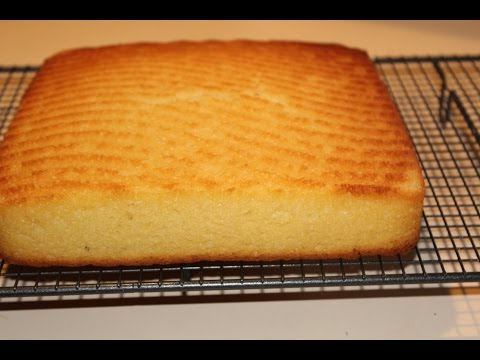 Video Coconut cake (Simple Baking)