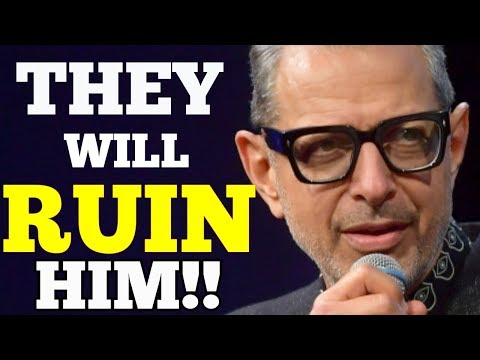 Puritans EXPOSED TORCHING ACTOR, because Goldblum DIDN'T LISTEN and BELIEVE! He ASKED for EVIDENCE!