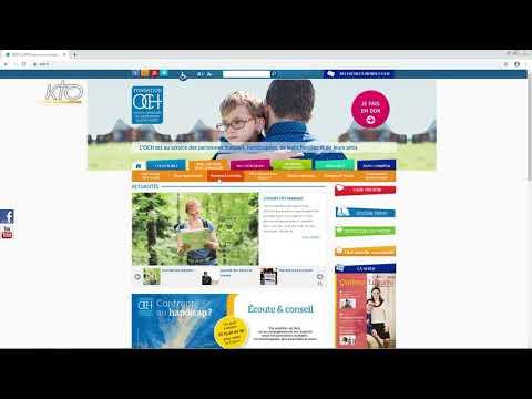 Le site web OCH