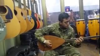 Türk Askerinden Kosova'da Akşam Güneşi Şarkısı