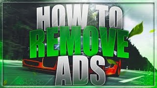"""""""How To Remove And Block All Ads From Internet"""" STOP ANY AND ALL FROM POPOING UP"""