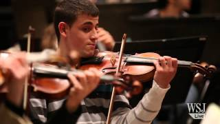 Inside Barenboim's West-Eastern Divan Orchestra