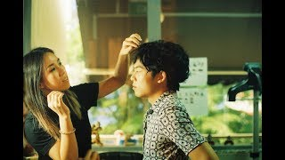 Dru Chen   When I Look Into Your Eyes MV [Behind The Scenes]