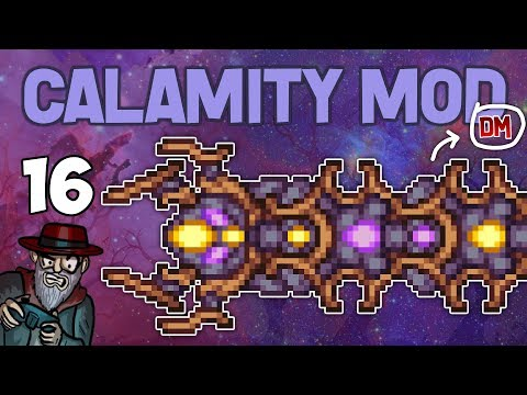 Astrum Deus Death Mode! Calamity Mod Death Mode Let's Play