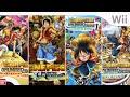 Evolution One Piece Games On Wii