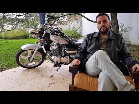 Vento Rebellian 250cc Brasil - Primeiros Passos
