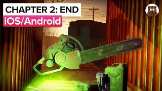 INTO THE DEAD 2 - iOS / Android Gameplay - End of chapter 2 | Part 4