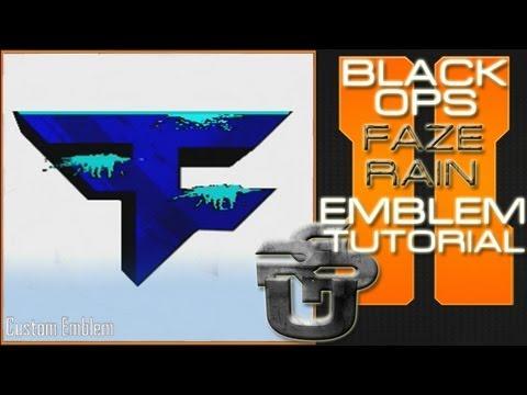 Call Of Duty Black Ops Emblems FaZe