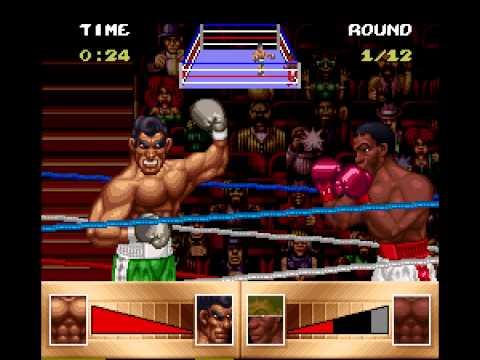 [TAS] SNES Riddick Bowe Boxing by laranja in 05:45,7