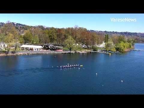 Al via gli Europei di canottaggio di Varese