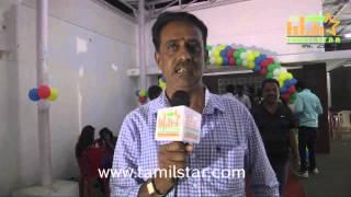 Senguttuvan at S3 Studios Presents First Look Short Film Festival 2014