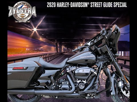 2020 Harley-Davidson Street Glide® Special in Ames, Iowa - Video 1