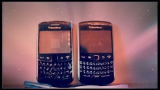 Blackberry Curve 9360 - Full Disassembly   Housing Replacement Tutorial HD