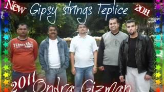 Ondra Gizman - Gipsy Strings Teplice 2011 (  Cerna macko )