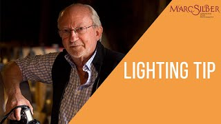Lighting Tip from National Geographic Photographer Bob Holmes #shorts