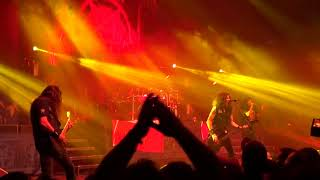 ANTHRAX intro to reality en chile 12 11 2017