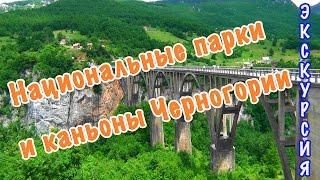 Черногория | Национальные парки и каньоны рек Тара и Морача