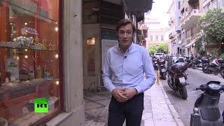 Греческий бизнес высказывается за выход из еврозоны