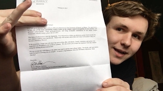 University of Hawaii at Manoa Admissions Decision Reaction! Applying to Colleges #15