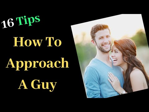 16 Tips On How To Approach A Guy   How to approach a guy at work