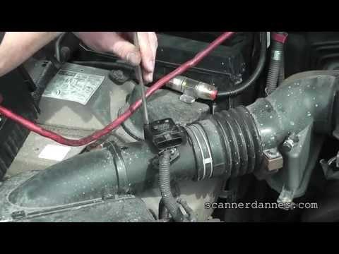 Wie das Benzin in den Kanister zu gießen
