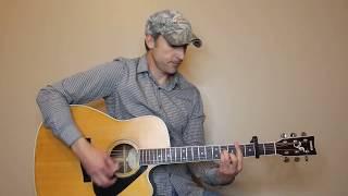 Mercy   Brett Young   Guitar Lesson | Tutorial