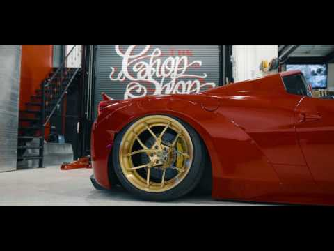 Liberty Walk Ferrari 458 | Niche Road Wheels  | SchwaaFilms (4K)