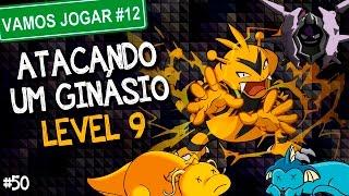 Cloyster  - (Pokémon) - Detonando um ginásio de level 9! Destruindo com Electabuzz e Cloyster de baixo CP! Pokemon Go Brasil