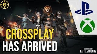 PUBG Console: Crossplay is live! | Xbox/PS4 PTS Update 4.3