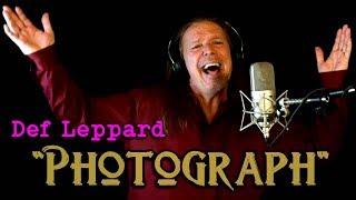 Def Leppard - Photograph - cover - Ken Tamplin Vocal Academy