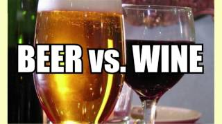 Beer vs Wine – Which One Is The Best?