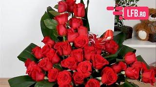 Video Cos de lux Imbratisarea iubirii