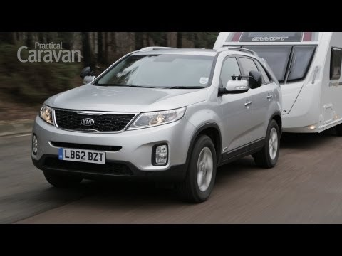 Practical Caravan Kia Sorento 2013 Review