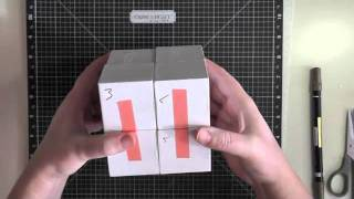Magic Folding Cube Tutorial