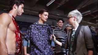 John Galliano - Paris Fashion Week - S/S 2013 - Mode Masculine