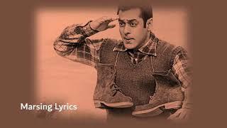 Tinka tinka dil mera - Tubelight - Rahat Fateh Ali Khan  Lyrics