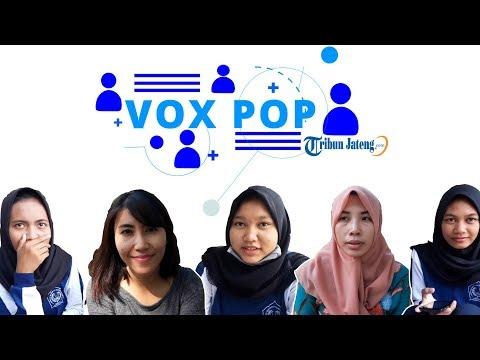 VOX POP Pendapat Warga Tentang Polisi yang Terbakar saat Amankan Demo di Cianjur