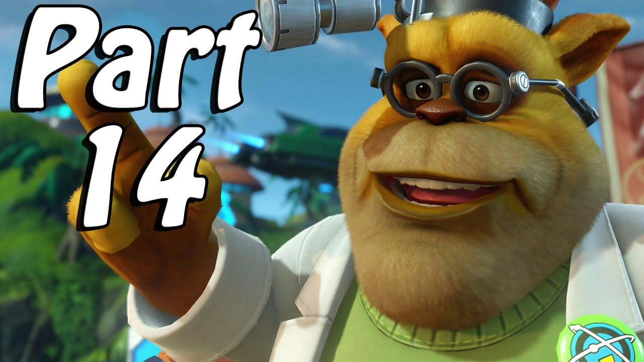 [Let's Play] Ratchet & Clank (PS4) – Part 14 – Wir lernen Tauchen