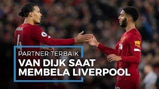 Van Dijk Ungkap Partner Terbaiknya saat Menjadi Bek untuk Perkuat Lini Belakang Liverpool