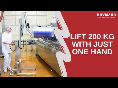 Hovmand - Electric Reel Manipulator – VER Icon