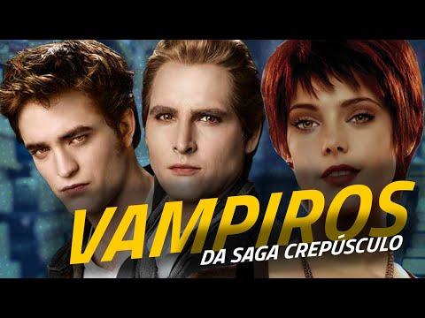 O mito do VAMPIRO e a SAGA CREPÚSCULO | #TwilightWeek