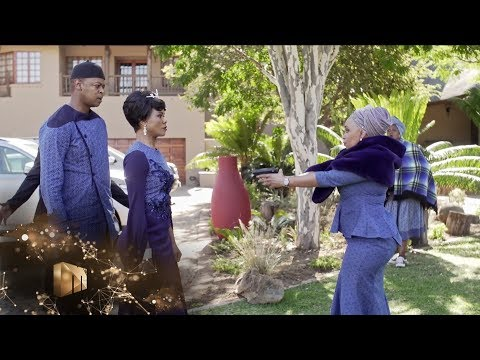 Mosadi shoots Odirile – The Throne | Mzansi Magic