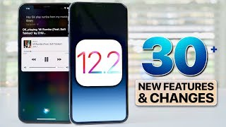 iOS 12.2 Beta 1 Released! 30+ Features/Changes!