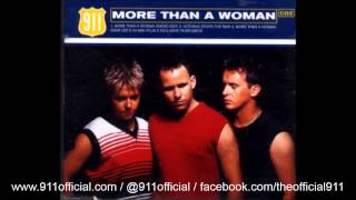 911 - More Than A Woman - 03/03: More Than A Woman (Dave Lee's 54 Mix) [Audio] (1999)