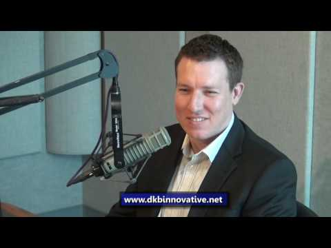 Keith Barthold, CEO of DKBInnovative live on The Jeff Crilley Show at iHeart Radio