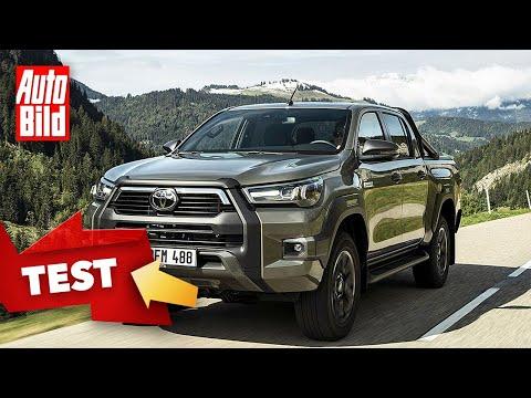 Toyota Hilux (2020): Test - Pick-up - erste Fahrt - Info