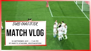 Match vlog   What a crazy night of football!