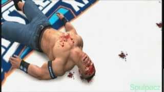 The Rock vs John Cena -WM 28 Ends Tragically!!